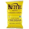 Kettle Foods, Kartoffelchips, New York Cheddar, 5 oz (142 g)