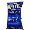 Kettle Foods, Potato Chips, Sea Salt & Vinegar, 5 oz (142 g)