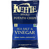 Kettle Foods, Potato Chips, Sea Salt & Vinegar, 142 g (5 oz)