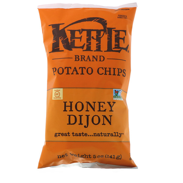Potato Chips, Honey Dijon, 5 oz (141 g)