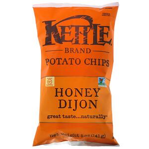 Кэттл фудс, Potato Chips, Honey Dijon, 5 oz (141 g) отзывы покупателей