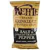 Kettle Foods, Potato Chips, Salt & Fresh Ground Pepper, 5 oz (142 g)