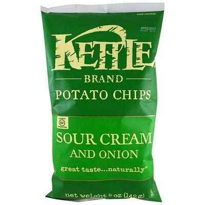 Купить Картофельные чипсы, сметана и лук, 142 г (5 унций)