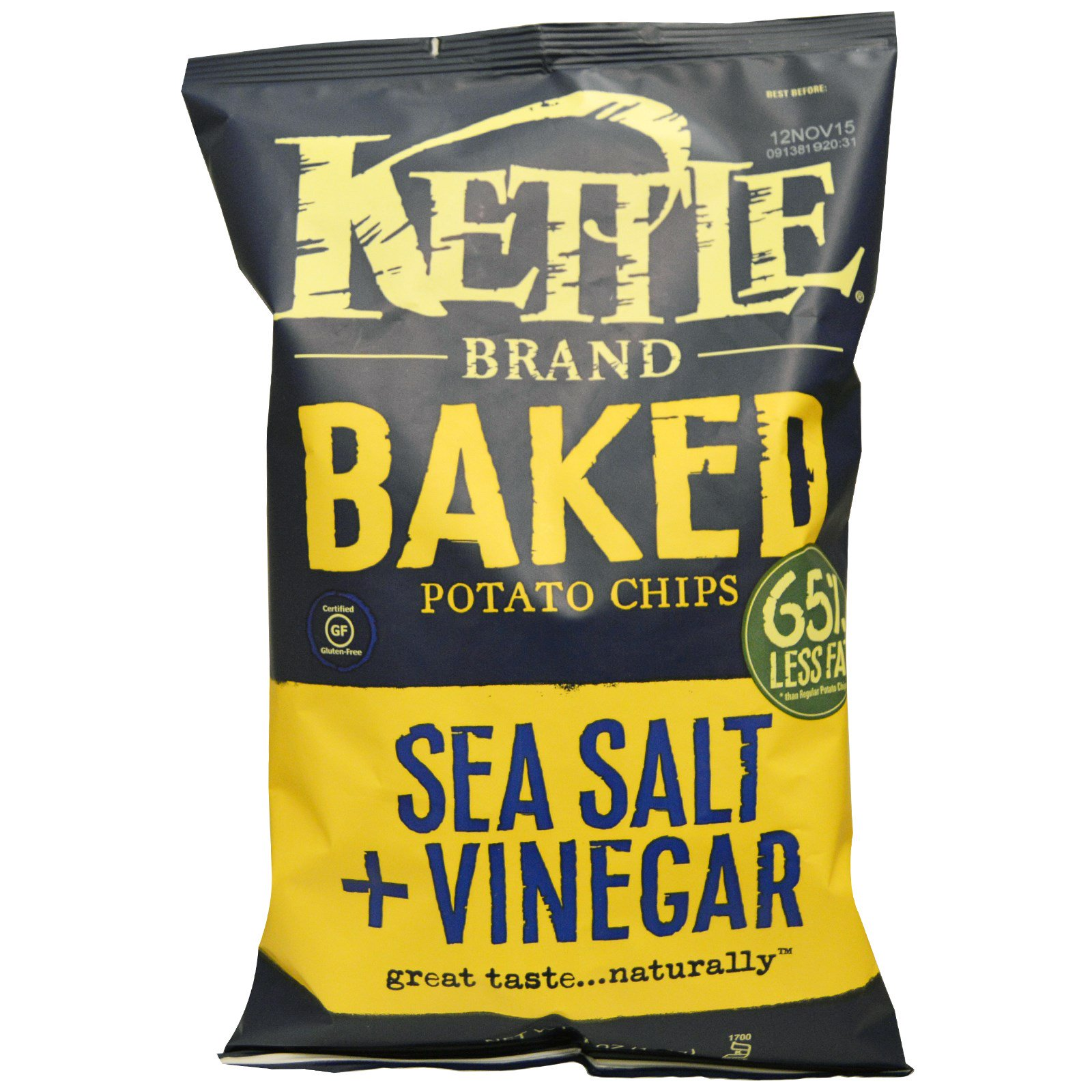 Kettle foods baked potato chips sea salt vinegar 4 oz 113 g kettle foods baked potato chips sea salt vinegar 4 oz 113 ccuart Image collections