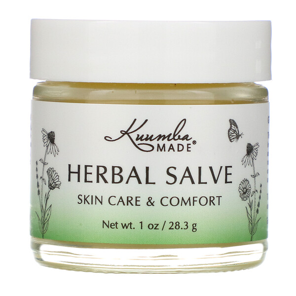 Kuumba Made, Herbal Healing Salve, 1 oz (28.3 g)