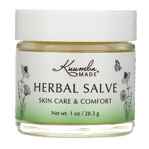 Куумба маде, Herbal Healing Salve, 1 oz (28.3 g) отзывы