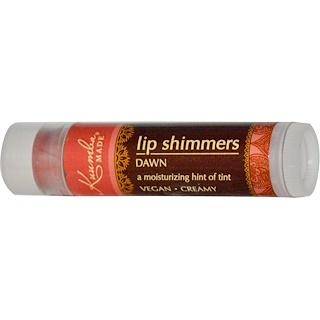 Kuumba Made, ゆらめく色の唇(Lip Shimmers), Dawn, 0.15オンス (4.25 g)