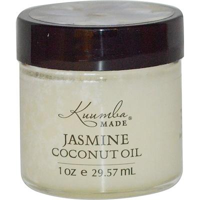 Kuumba Made 茉莉椰子油,1盎司(29.57毫升)