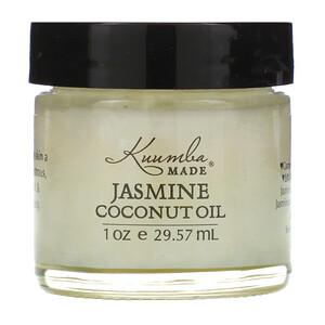 Куумба маде, Jasmine Coconut Oil, 1 oz (29.57 ml) отзывы