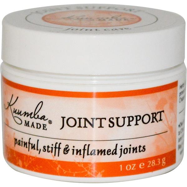 Kuumba Made, Joint Support Salve, 1 oz (28.3 g) (Discontinued Item)