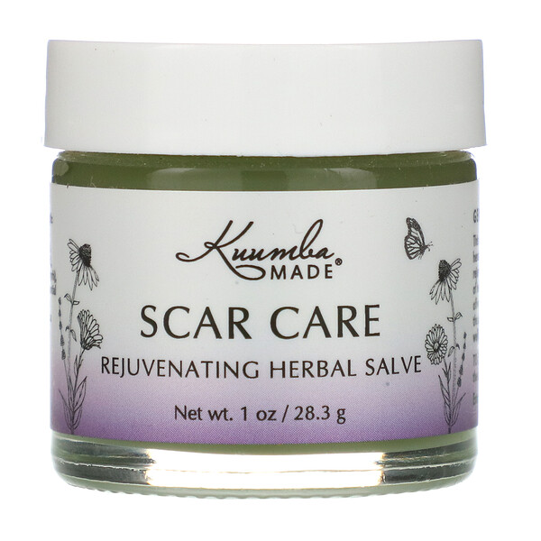Kuumba Made, Scar Rub, 1 oz (28.3 g) (Discontinued Item)