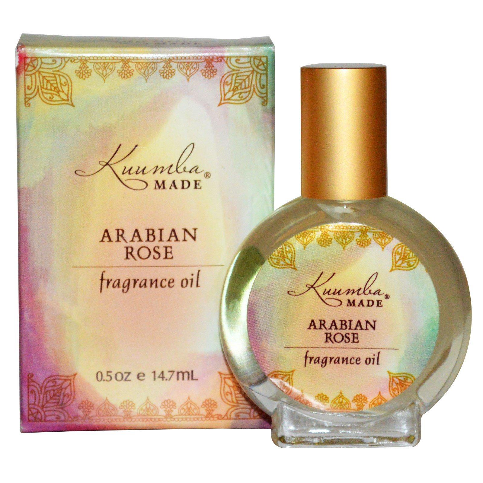 Kuumba Made, Ароматическое масло арабской розы, 14,7 мл