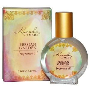 Куумба маде, Fragrance Oil, Persian Garden, 0.5 oz (14.7 ml) отзывы покупателей