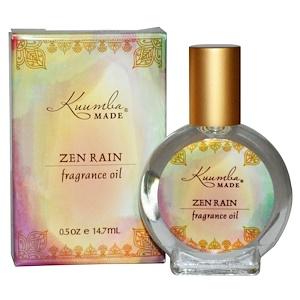 Куумба маде, Fragrance Oil, Zen Rain, 0.5 oz (14.7 ml) отзывы