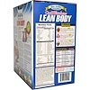 Labrada Nutrition, Carb Watchers Lean Body, Chocolate Ice Cream Flavor, 20 Packets, 2.29 oz (65 g) Each