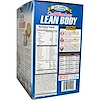 Labrada Nutrition, Lean Body, Hi-Protein Meal Replacement Shake, Strawberry Ice Cream, 20 Packets, 2.29 oz (65 g) Each
