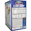 Labrada Nutrition, Carb Watchers Lean Body Hi- Protein Meal Replacement Shake, Variety Pack, 20 Packets, 2.29 oz (65 g) Each (Discontinued Item)
