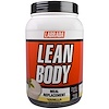 Labrada Nutrition, Lean Body, Meal Replacement Shake, Vanilla, 2.47 lbs (1120 g) (Discontinued Item)