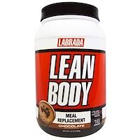 Lean Body, заменитель пищи, со вкусом шоколада, 2,47 фунта (1120 г) - фото