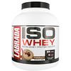 Labrada Nutrition, ISO Whey, 100%-ный изолят сывороточного белка, шоколад, 5 фунтов (2268 г)