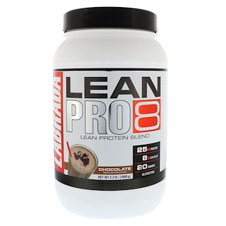 Labrada Nutrition, Lean Pro8, Chocolate,  2.2 lbs (1000 g)
