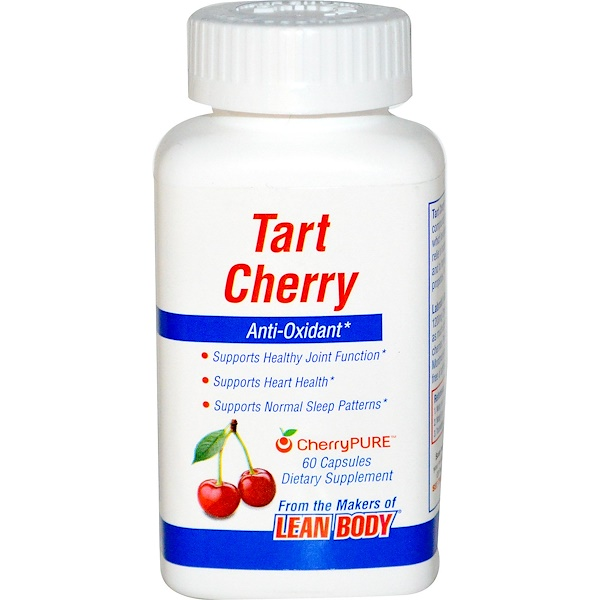 Labrada Nutrition, Tart Cherry Extract, 60 Capsules (Discontinued Item)