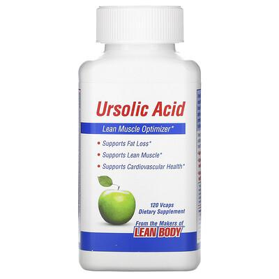 Купить Labrada Nutrition Урсоловая кислота, оптимизатор сухих мышц, 120 капсул
