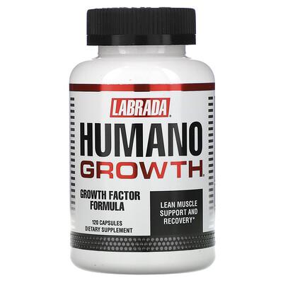 Купить Labrada Nutrition Humano Growth, 120 капсул