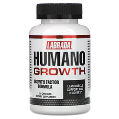 Labrada Nutrition, Humano Growth 膠囊,120 粒裝