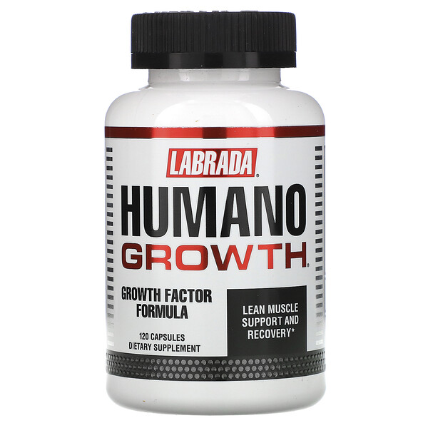 Labrada Nutrition, Humano Growth, 120 капсул