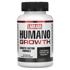 Лабрада нутришн, Humano Growth, 120 Capsules отзывы покупателей