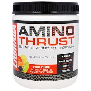Лабрада нутришн, Amino Thrust, Fruit Punch, 9.41 oz (267 g) отзывы