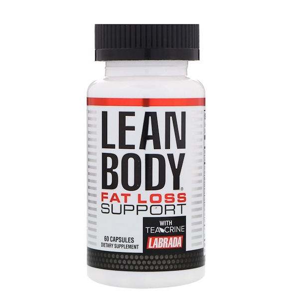 Labrada Nutrition, Lean Body Fat Loss Support, 60 Capsules (Discontinued Item)