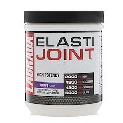 Labrada Nutrition, ElastiJoint, Joint Support Formula, Grape Flavor, 13.54 oz (384 g)