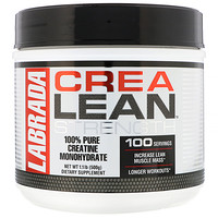CreaLean Strength, 100% Pure Creatine Monohydrate, 1 lb 1 oz (500 g) - фото