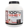 Labrada Nutrition, 100% Whey  Protein, Strawberry,  4.13 lbs (1875 g)