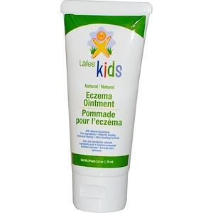 Лэйфс Нэчурал боди Кэр, Kids, Eczema Ointment, 2.6 oz (75 ml) отзывы
