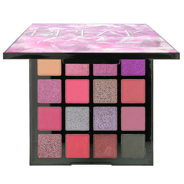 L.A. Girl, Break Free, Eye Shadow Palette, This Is Me, 1.23 oz (35 g)