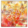 L.A. Girl, Break Free, Eye Shadow Palette, Be You, 1.23 oz (35 g)