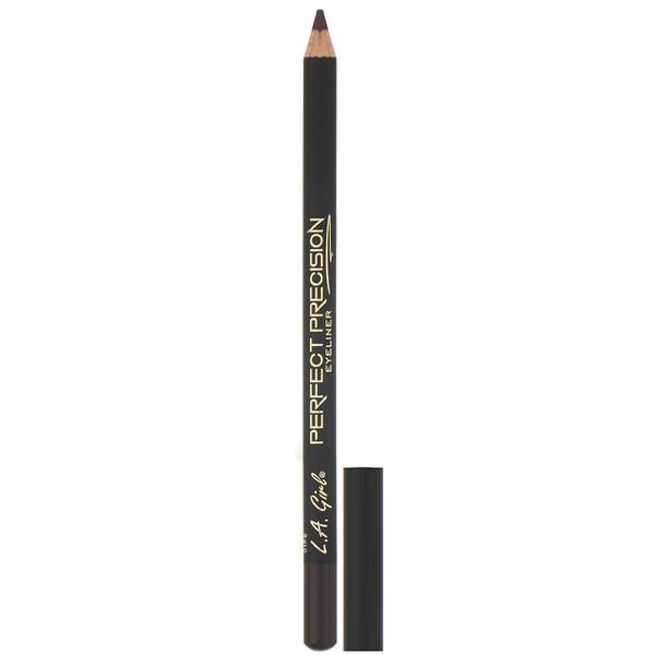 L.A. Girl, Perfect Precision Eyeliner, Dark Brown, 0.05 oz (1.49 g)
