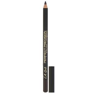 L.A. Girl, Perfect Precision Eyeliner, Dark Brown, 0.05 oz (1.49 g) отзывы покупателей