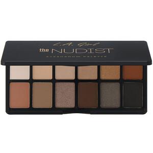 L.A. Girl, The Nudist Eyeshadow Palette, 0.035 oz (1 g) Each отзывы покупателей