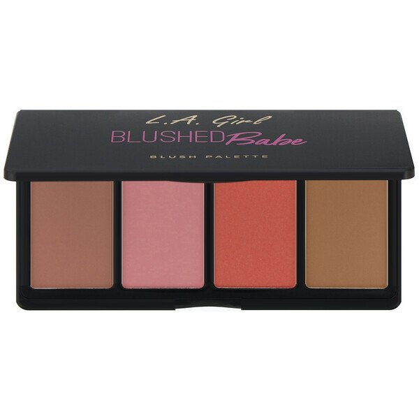 Blushed Babe Blush Palette, 0.14 oz (4 g) Each