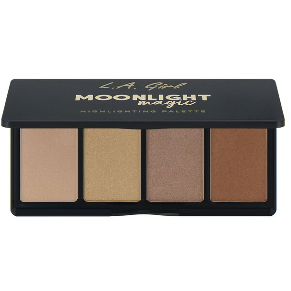 Moonlight Magic Highlighting Palette, 0.14 oz (4 g) Each