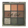 L.A. Girl, Keep It Playful Eye Palette, Downplay, 0.49 oz (14 g)