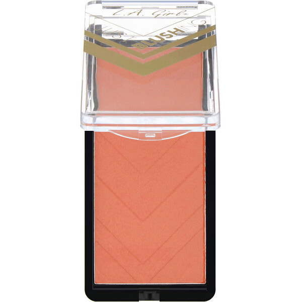 Just Blushing Powder, Just Peachy, 0.25 oz (7 g)
