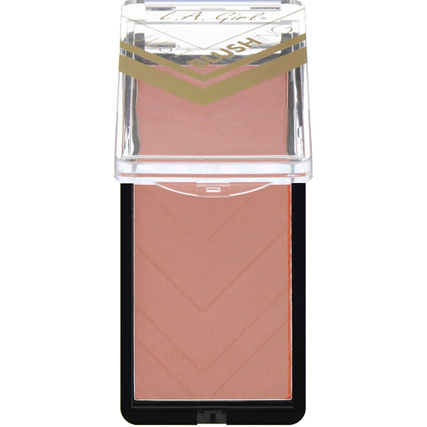 L.A. Girl, Just Blushing Powder, Just Natural, 0.25 oz (7 g)
