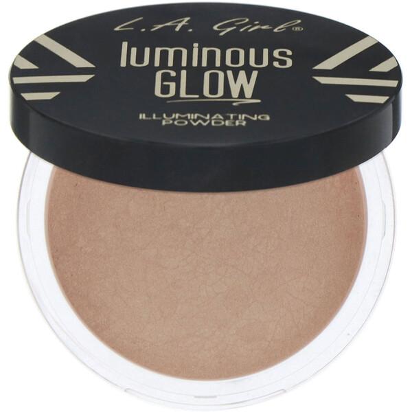 Luminous Glow, Illuminating Powder, Sunkissed, 0.18 oz (5 g)