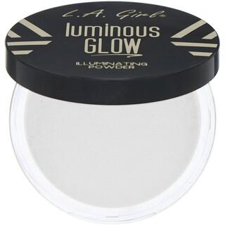 L.A. Girl, Luminous Glow, Illuminating Powder, Holographic Stardust, 0.18 oz (5 g)