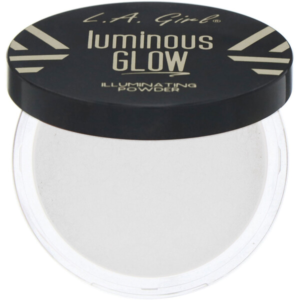 L.A. Girl, Luminous Glow, Illuminating Powder, Holographic Stardust, 0.18 oz (5 g)